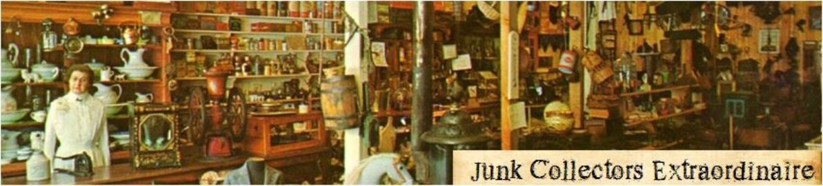 Junk Collectors Extraordinaire