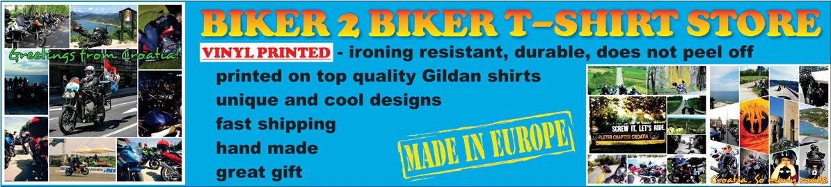 Biker 2 Biker T-Shirts