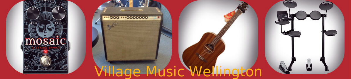 Village Music Wellington