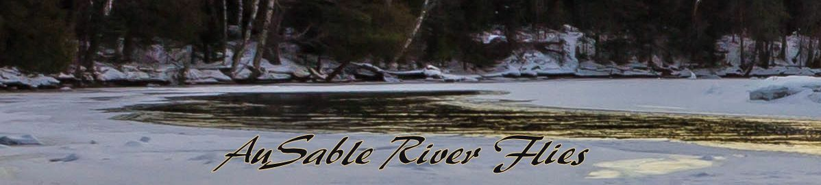 AuSable River Flies