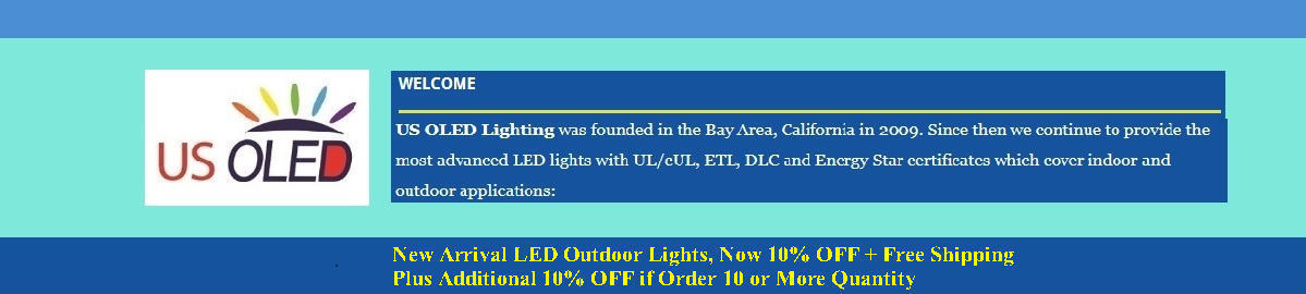 US OLED Lighting