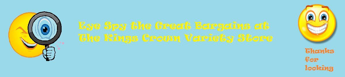 the kings crown variety store