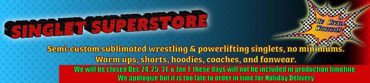 SINGLET SUPERSTORE