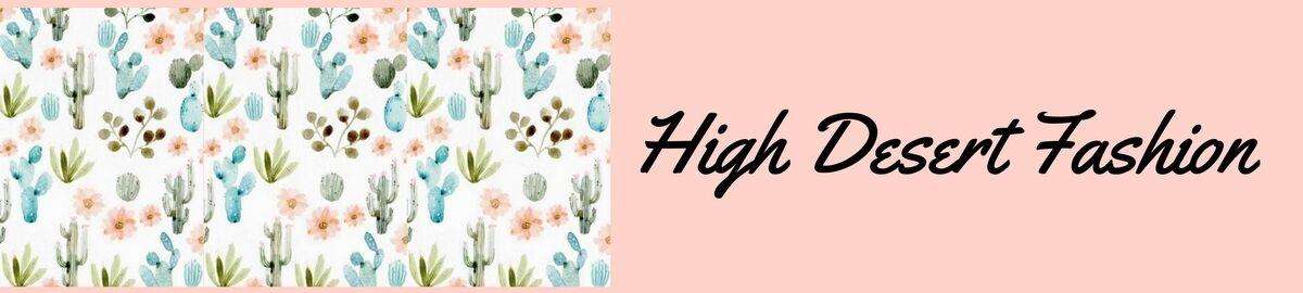 High Desert Fashion