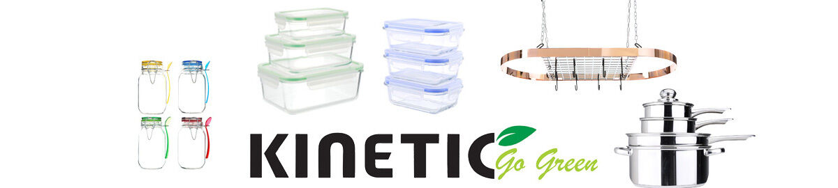 Kinetic GoGreen Products