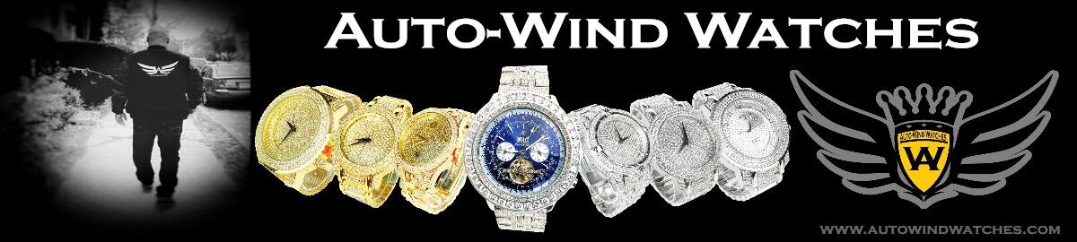 Auto-Wind Watches