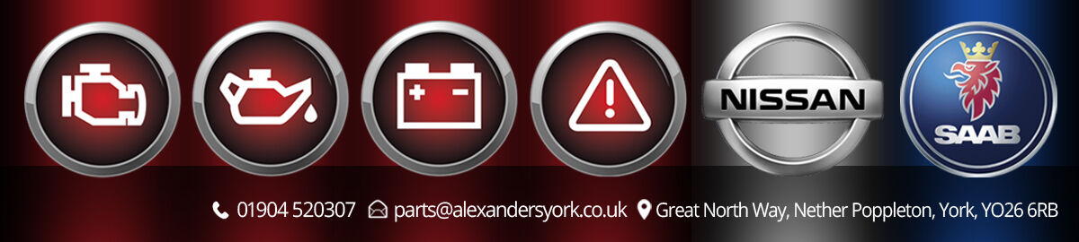 Alexanders York Parts Direct