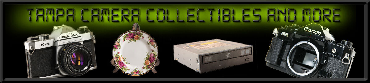 Tampa Camera Collectibles and More