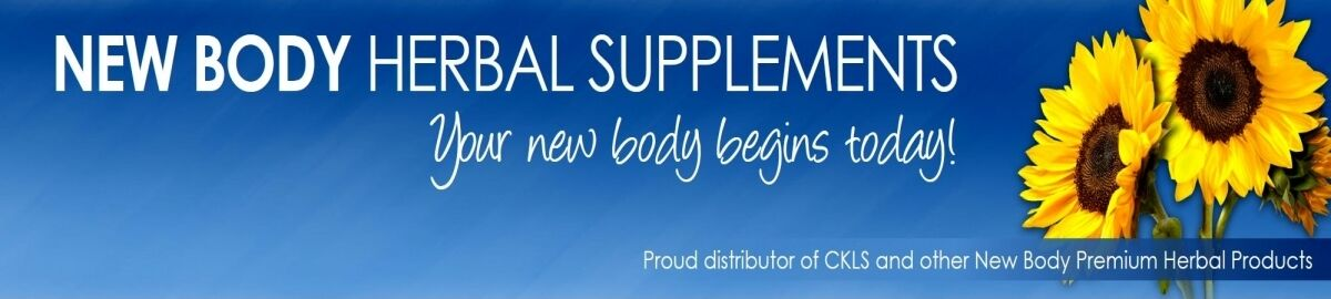 New Body Herbal Supplements