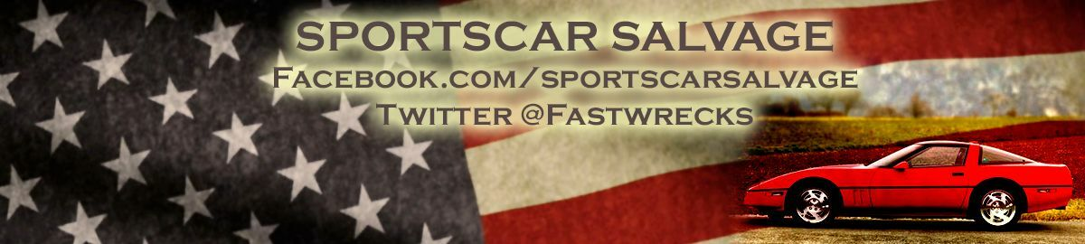 Fastwrecks @ Sportscar Salvage