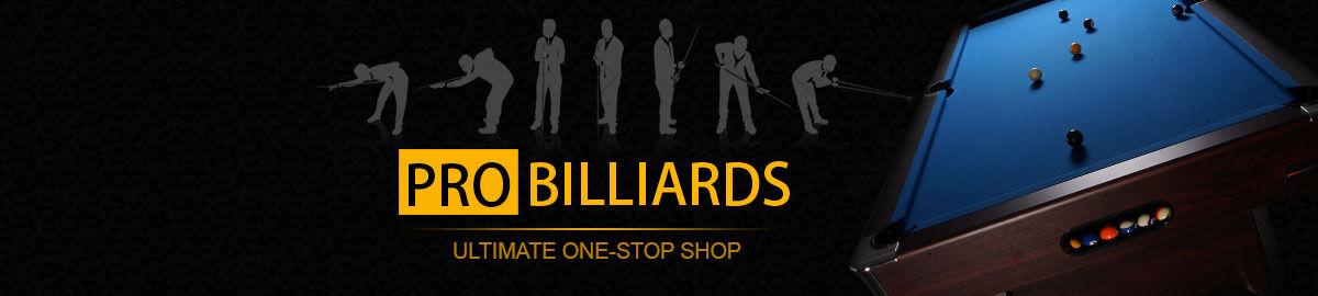 PRO-BILLIARDS