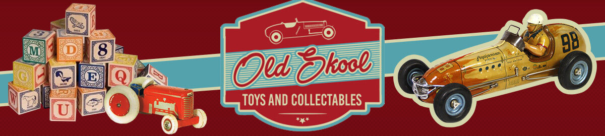 Old Skool Toys and Collectables
