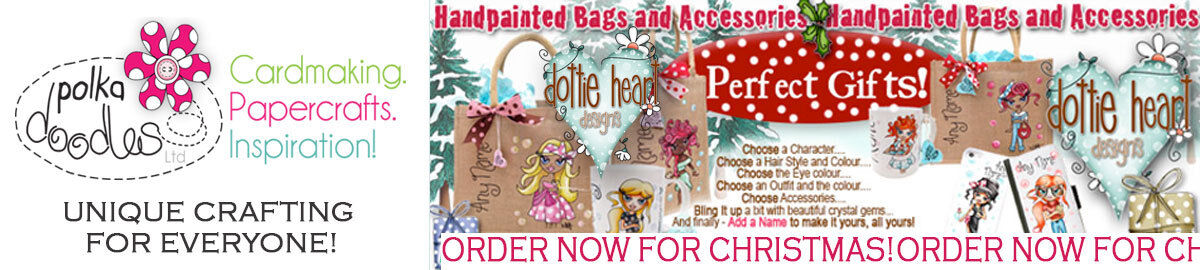 Polkadoodles & Dottie Heart Designs
