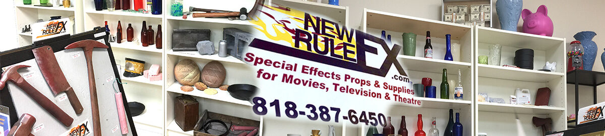 NewRuleFX Props and Special Effects