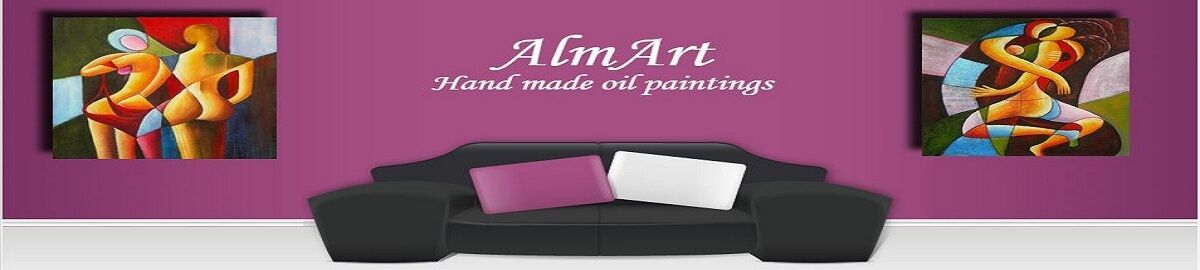 Alma Oil Paintings and Design