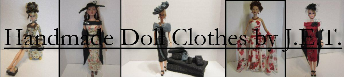 Handmade Doll Clothes By J.E.T.