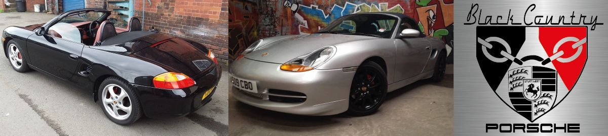 Black Country Porsche