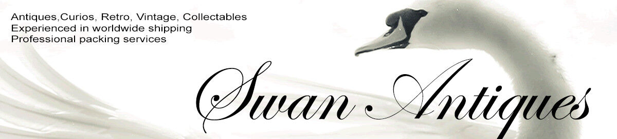 Swan Antiques International Sales