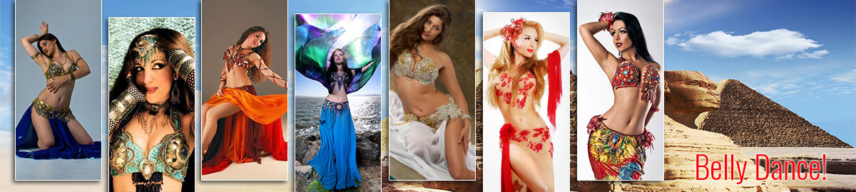 Belly Dance DVDs and More