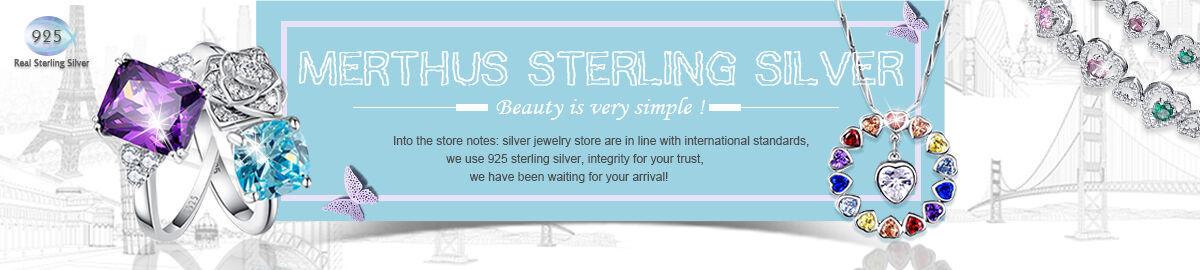Merthus Sterling Silver