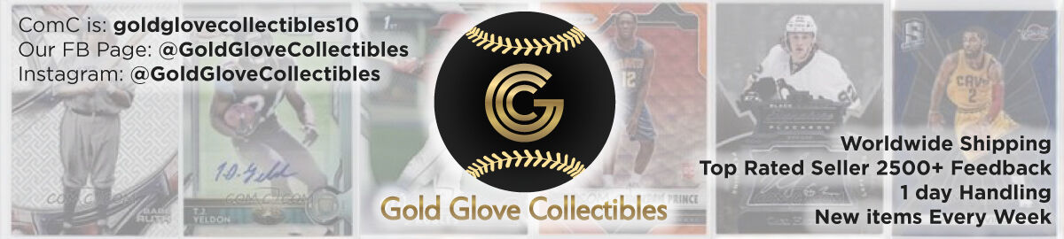 Gold Glove Collectibles