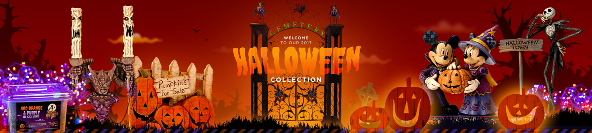 Witches of Halloween Shoppe