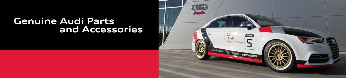 Audi Henderson Parts