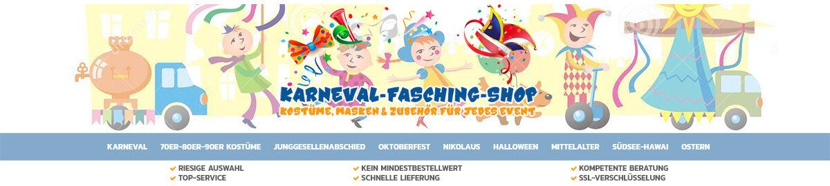 Karneval-Fasching-Shop