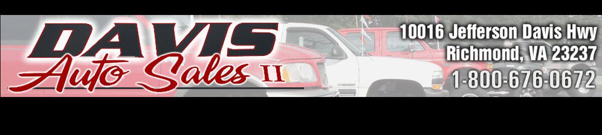 Davis Auto Sales II
