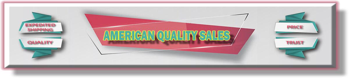 American Quality Sales