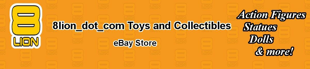 8lion_dot_com Toys and Collectibles