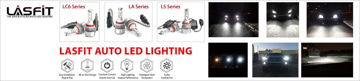 LASFIT AUTO LED LIGHTING