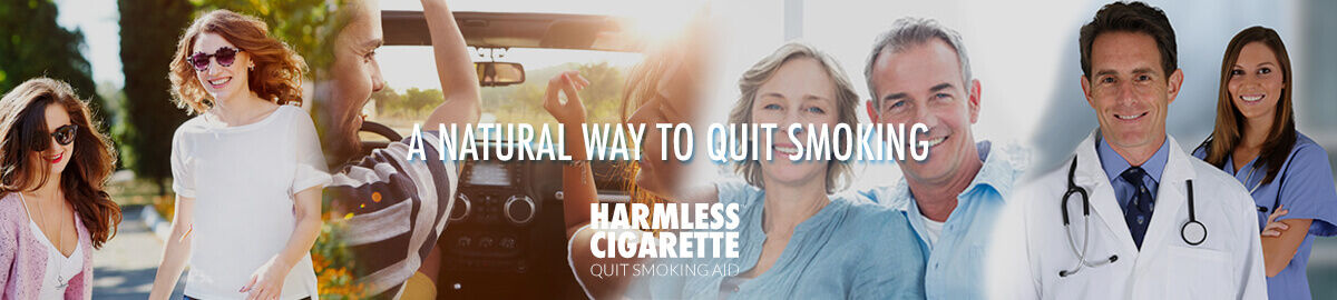 Harmless Cigarette Quit Smoking Aid