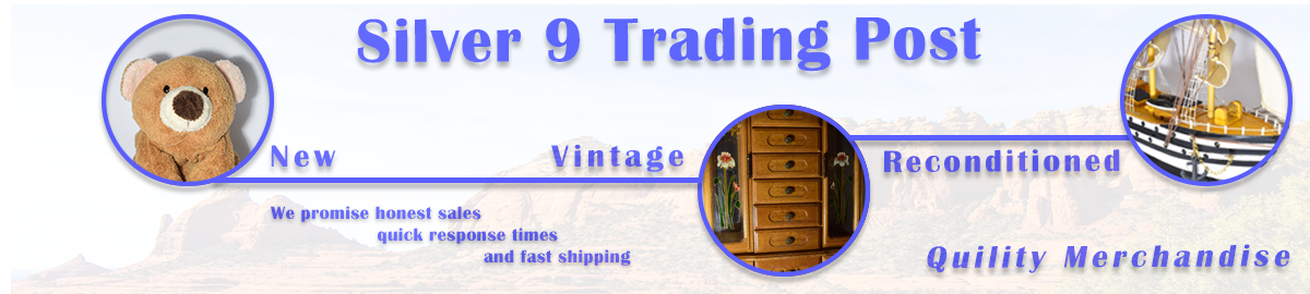 Silver 9 Trading Post