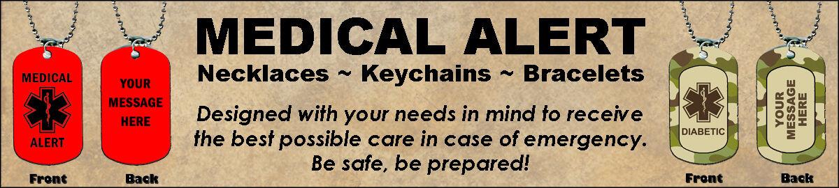 Medical Alert Tags