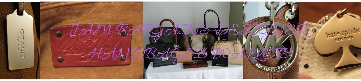 JAM Bargains Designer Handbags