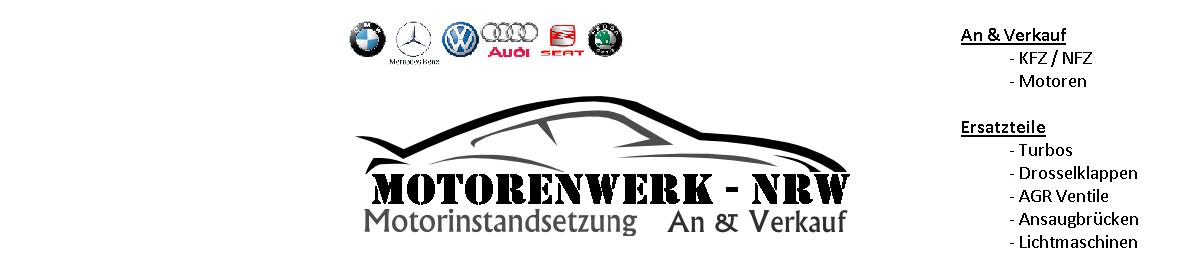 Motorenwerk-NRW