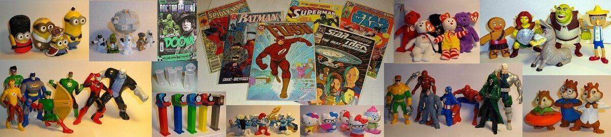 John C's Comics and Collectibles