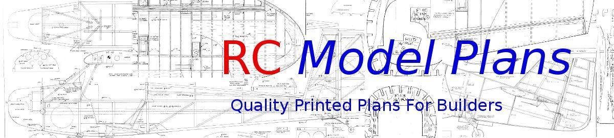 RC Model Plans