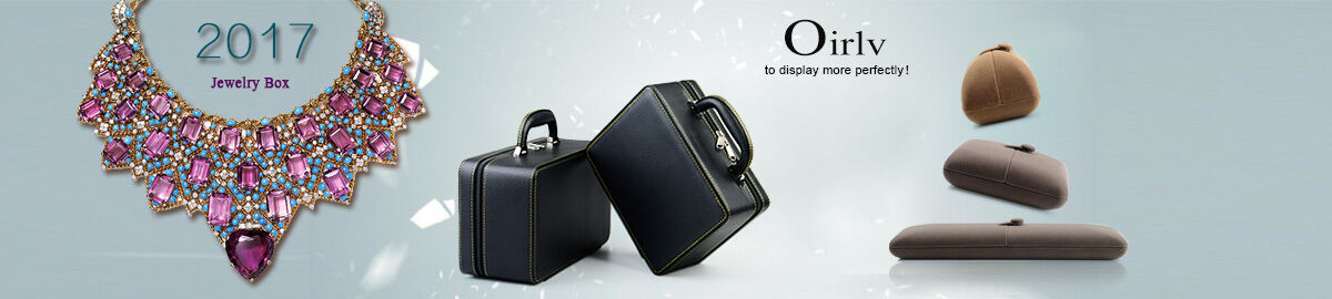 Oirlv Jewelry Packaging & Displays