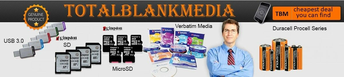 TotalBlankMedia