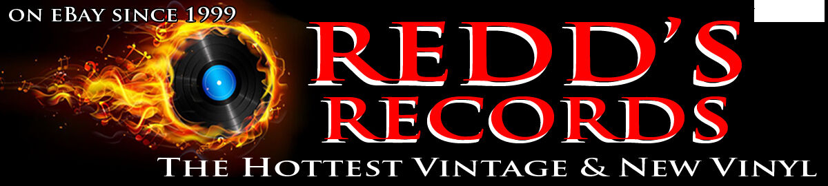 Redds Records : New & Vintage Vinyl