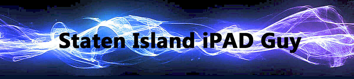 Staten Island iPad Guy
