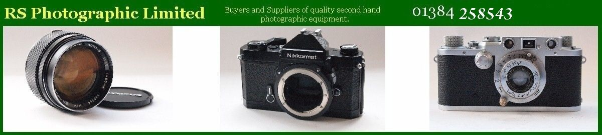RS Photographic Limited