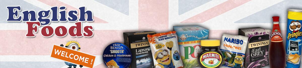 English Foods