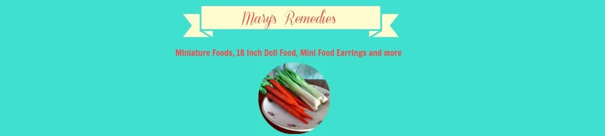 Marys Remedies Miniature Food