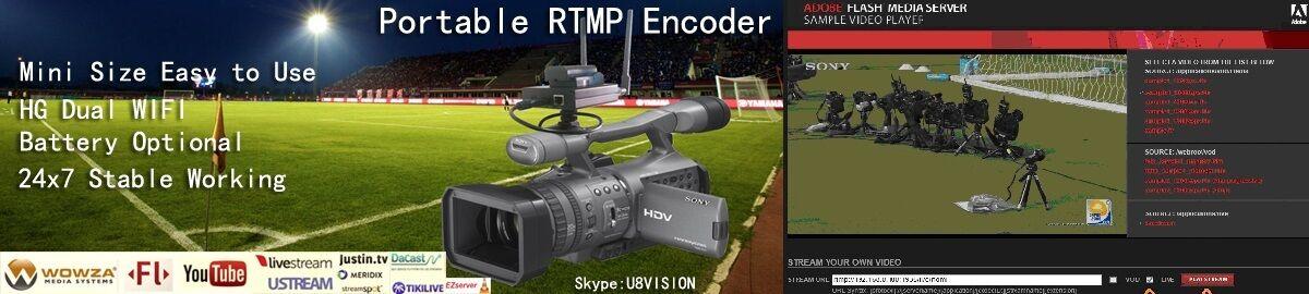U8vision HDMI/VGA/SDI/DVI Encoders