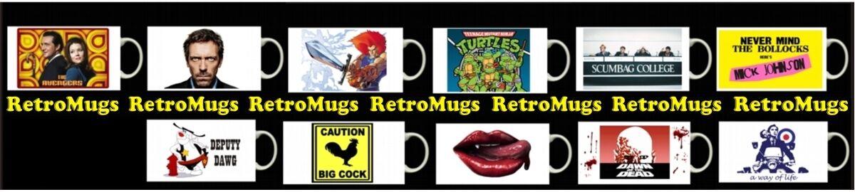RetroMugs