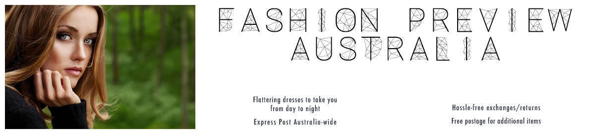 FASHION PREVIEW AUSTRALIA