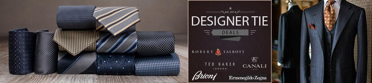 Designer Tie Deals